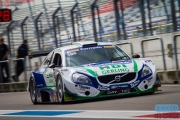 Kelvin Snoeks - Volvo S60 V8 - Day-V-Tec - Supercar Challenge Super GT - Finale Races 2014 - TT-Circuit Assen