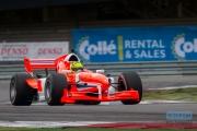 Nigel Melker - Azerti - FA1 - Acceleration 2014 - TT-Circuit Assen