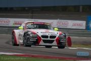 Eric van den Munckhof - BMW Z4 - Munckhof Racing - VD Plas Racing - Supercar Challenge - Supersport - TT-Circuit Assen