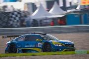 Henry Zumbrink - Volvo S60 V8 - Volvo Reede Racing by Day-V-Tec - Super GT - Supercar Challenge - TT-Circuit Assen