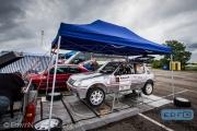 Eldert Slagt - Edwin Naron - Peugeot 205 GTi - Autosoft Vechtdal Rally Hardenberg 2014