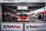 Ruurd Ochse - Jan-Albert Bosscha - Honda Civic Type R R3 - Autosoft Vechtdal Rally Hardenberg 2014