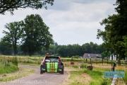 Michel van Westing - Wim van Eik - Fiat Punto KitCar - Autosoft Vechtdal Rally Hardenberg 2014