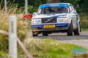 Thom de Jong - Sjoerd Weernink - Volvo 240 Turbo - Autosoft Vechtdal Rally Hardenberg 2014