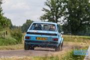 Robert Kleinluchtenbeld - Arjan Reefhuis - Ford Escort RS 2000 - Autosoft Vechtdal Rally Hardenberg 2014