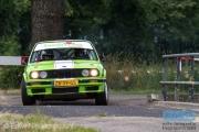 Mike van den Brink - Maurice Kuistermans - BMW 320i E30 - Autosoft Vechtdal Rally Hardenberg 2014
