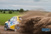 Tom Odder Madsen - Jan Thomsen - Subaru Impreza STi - Autosoft Vechtdal Rally Hardenberg 2014