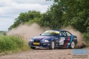 Frank Gerritsen Mulkes - Gert-Jan Nijkamp - BMW M3 E36 - Autosoft Vechtdal Rally Hardenberg 2014