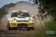 Ivo van Rijn - Danny Hoekstra - Subaru Impreza - Autosoft Vechtdal Rally Hardenberg 2014