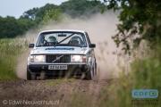Kurt Meijer - Bent Aagesen - Volvo 240 Turbo - Autosoft Vechtdal Rally Hardenberg 2014