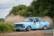 Robert Kleinluchtenbeld - Arjan Reefhuis - Ford Escort RS2000 - Autosoft Vechtdal Rally Hardenberg 2014