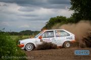Rudy Schenkeveld - Joost Schenkeveld - Volkswagen Polo KitCar - Autosoft Vechtdal Rally Hardenberg 2014