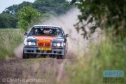 Bert-Jan Prins - Jan Beumer - BMW M3 E36 - Autosoft Vechtdal Rally Hardenberg 2014
