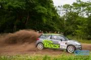 Michiel Becx - Wim Vleugels - Citroen DS3 R3T - Autosoft Vechtdal Rally Hardenberg 2014