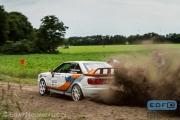 Gerben Brouwer - Niels Kroeze - Audi S2 - Autosoft Vechtdal Rally Hardenberg 2014