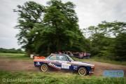 Wouter Koenderink - Bert Vloedgraven - BMW 3.0 CSL - Autosoft Vechtdal Rally Hardenberg 2014