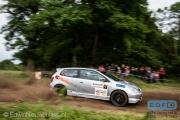 Ramon van Lindeloof - Marcel van Elven - Honda Civic Type R - Autosoft Vechtdal Rally Hardenberg 2014