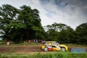 Gerard Tijink - Hein Verschuuren - Citroen DS3 R3T - Autosoft Vechtdal Rally Hardenberg 2014