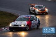 Ronald Morien - Niels Langeveld - MDM Morien - BMW Compact 325Ti - DNRT WEK Autosportinfo Nieuwjaarsrace 2015 - Circuit Park Zandvoort