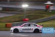 Bas van de Ven - Simon Knap - MDM Metalak - BMW 320D WTCC - DNRT WEK Autosportinfo.com Nieuwjaarsrace 2015 - Circuit Park Zandvoort