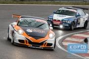 Gideon Wijnschenk - Jan van Es - ALS - Mine - Porsche 997 Cup - DNRT WEK Autosportinfo.com Nieuwjaarsrace 2015 - Circuit Park Zandvoort