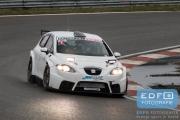 Arendsen - Arendsen - Arendsen - Arendsen Motorsport - SEAT Leon Supercopa - DNRT WEK Autosportinfo.com Nieuwjaarsrace 2015 - Circuit Park Zandvoort