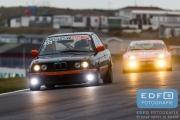 Carl Dekker - BMW 325i E30 - DNRT WEK Autosportinfo.com Nieuwjaarsrace 2015 - Circuit Park Zandvoort