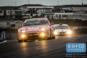 Groenewoud - Verkerk - Greenwood Racing - Porsche 944 - DNRT WEK Autosportinfo.com Nieuwjaarsrace 2015 - Circuit Park Zandvoort
