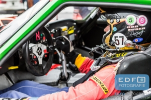 Cor Euser - Cor Euser Racing - Marcos Mantis - DNRT WEK Autosportinfo.com Nieuwjaarsrace 2015 - Circuit Park Zandvoort