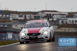 Baars - Verhoef - Roeleveld - Niham Traqz - Volvo S60 D4 - DNRT WEK Autosportinfo.com Nieuwjaarsrace 2015 - Circuit Park Zandvoort
