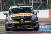 Maurits Sandberg - Certainty Racing Team - Renault Clio - Clio Cup Benelux - Syntix Super Prix - Circuit Zolder
