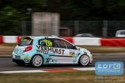 Tony Verhulst - Renault Clio - Clio Cup Benelux - Syntix Super Prix - Circuit Zolder