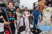 Niels Langeveld - Loris Hezemans - Sebastiaan Bleekemolen - Tony Verhulst - Filip Uyttendaele - Clio Cup Benelux - Syntix Super Prix - Circuit Zolder