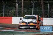 Rene Steenmetz - Team Bleekemolen - Renault Clio - Clio Cup Benelux - Syntix Super Prix - Circuit Zolder