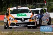 Stephane Polderman - Team Bleekemolen - Renault Clio - Clio Cup Benelux - Syntix Super Prix - Circuit Zolder