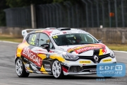 Romain de Leval - Motorsport International - Renault Clio - Clio Cup Benelux - Syntix Super Prix - Circuit Zolder