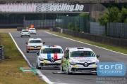 Sebastiaan Bleekemolen - Loris Hezemans - Team Bleekemolen - Renault Clio - Clio Cup Benelux - Syntix Super Prix - Circuit Zolder