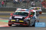 Niels Langeveld - Certainty Racing Team - Renault Clio - Clio Cup Benelux - Syntix Super Prix - Circuit Zolder