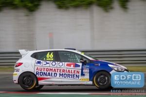 Ronald Morien - Certainty Racing Team - Renault Clio - Clio Cup Benelux - Syntix Super Prix - Circuit Zolder