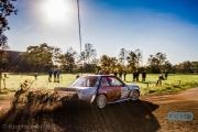 Harry Meijers - Hans Hengstman - Opel Ascona - Conrad Euregio Rally 2014