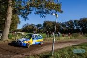 Niek Oude Luttikhuis - Wilbert van der Burg - Nissan Micra - Hans Weijs Motorsport - Conrad Euregio Rally 2014