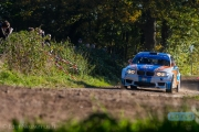 Wouter Ploeg - Harm van Koppen - BMW 1M Coupe - Conrad Euregio Rally 2014