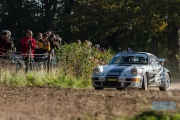 Harry Kleinjan - Mark Bent - Porsche 964 RSR - Conrad Euregio Rally 2014