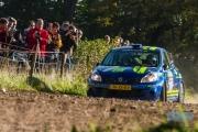 Jan de Winkel - Radboud van Hoek - Renault Clio R3 - Conrad Euregio Rally 2014