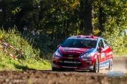 Mats van den Brand - Eddy Smeets - KNAF Talent First - Ford Fiesta R2 - Conrad Euregio Rally 2014