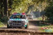 Jef van Hooft - Richard van den Wildenberg - Lancia Delta Integrale - Conrad Euregio Rally 2014