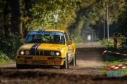 Bas Slob - Marieke Slob - BMW 325i - Conrad Euregio Rally 2014