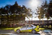 Ivo van Rijn - Danny Hoekstra - Subaru Impreza GT Turbo STi - Autosoft Twente Short Rally 2014
