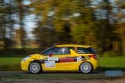 Gerard Tijink - Tim Rietveld - Citroen DS3 R3T - Conrad Euregio Rally 2014