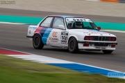 Mark van Dongen - BMW 325i E30 - CC-Racing - DNRT E30 Cup - TT-Circuit Assen